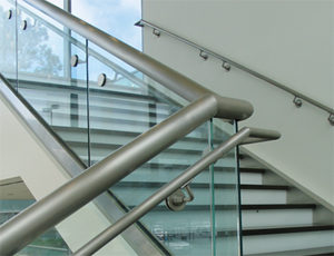 glass stairs works